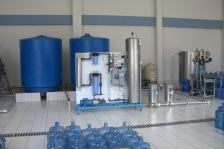 Imagen de la maquinaria de Agua Klaryt