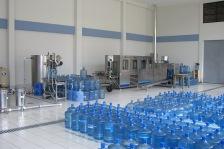 Imagen de la planta de Agua Klaryt